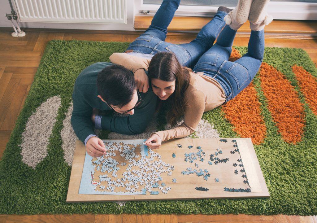 puzzle en parejas