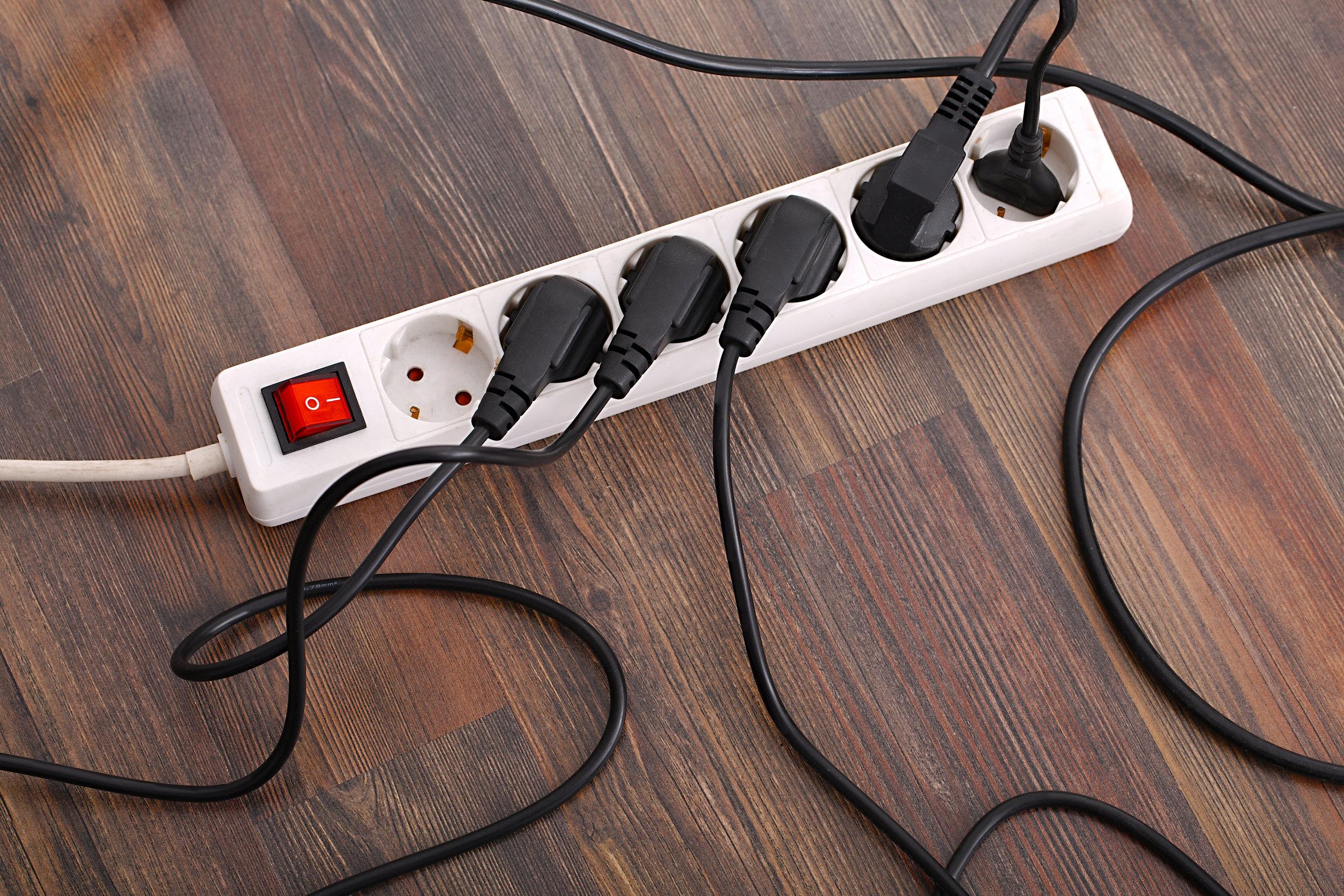 Extensión para cables