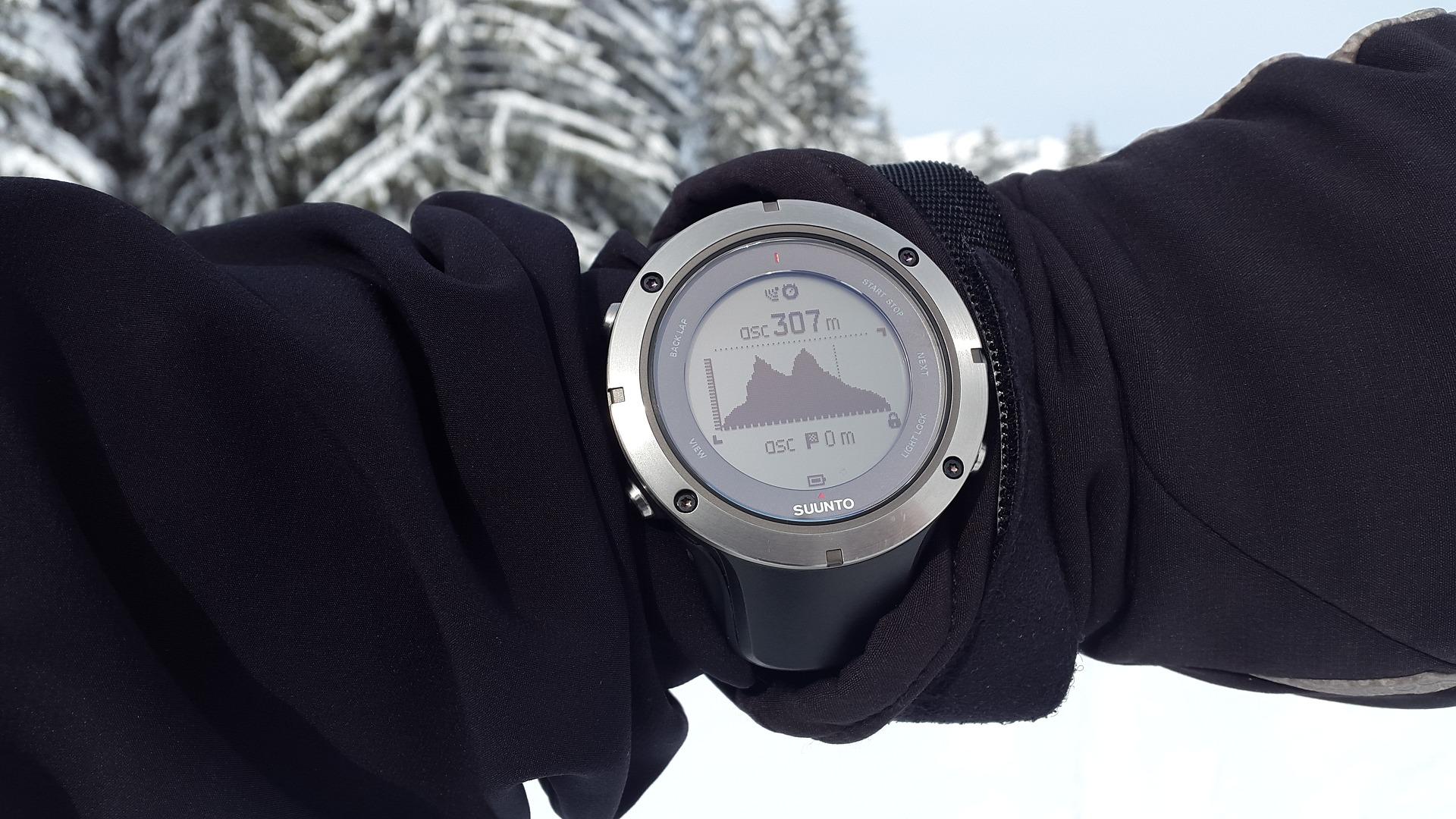 reloj de montaña