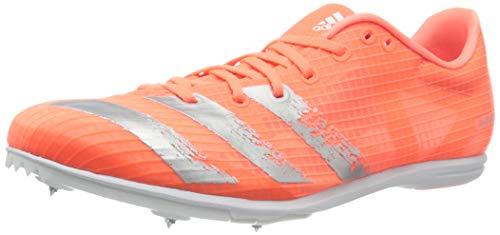 adidas Distancestar, Zapatillas Hombre, Signal Coral/Signal Coral/Silver Met, 42 EU