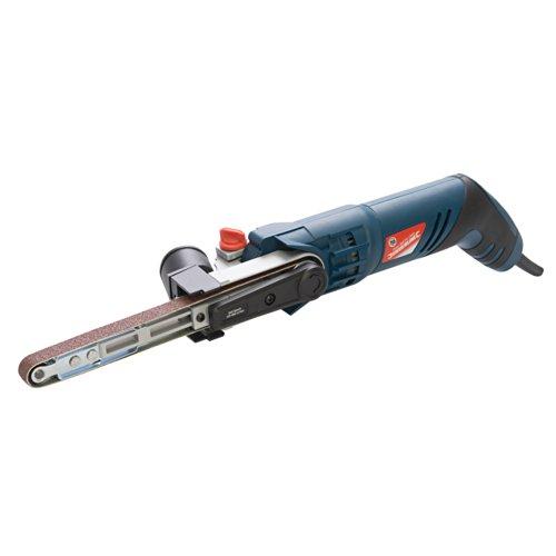 Silverline Tools 247820 - Lijadora de banda Silverstorm 13 mm, 260 W (260 W)