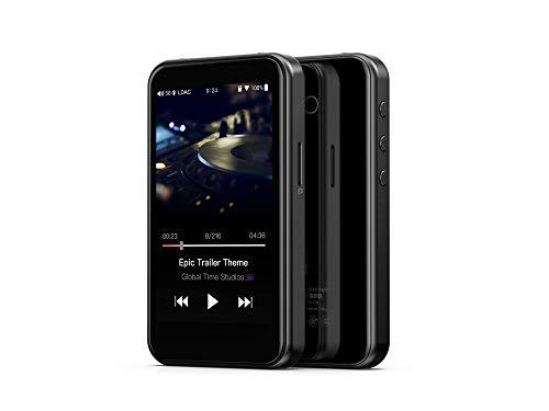 FiiO M6 Reproductor de MP3 Negro 2 GB - Reproductor MP3 (Reproductor de MP3, 2 GB, IPS, 83 g, Negro)