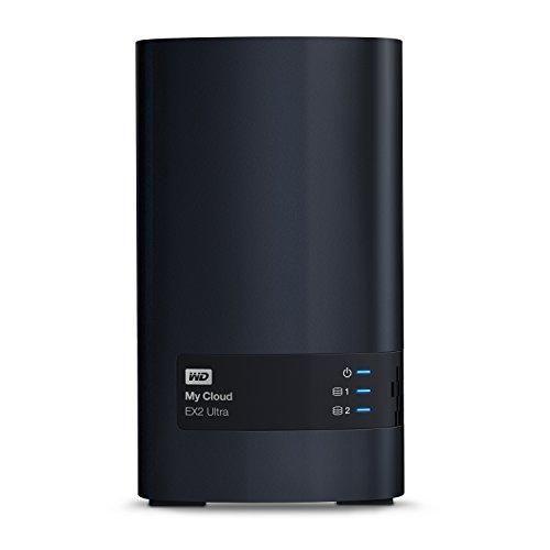 WD 8TB My Cloud EX2 Ultra Almacenamiento en red