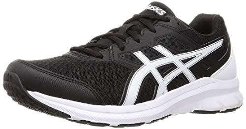 Asics Jolt 3, Road Running Shoe Hombre, Black/White, 43.5 EU
