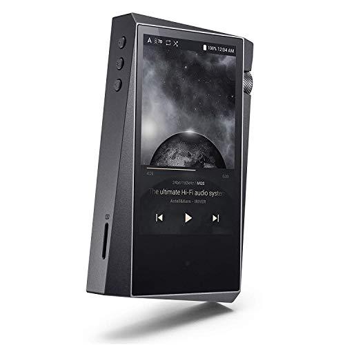 Astell&Kern A&Norma SR15 - Reproductor de música portátil de Alta resolución, Reproductor de mp3 y Reproductor Digital, Color Gris Oscuro
