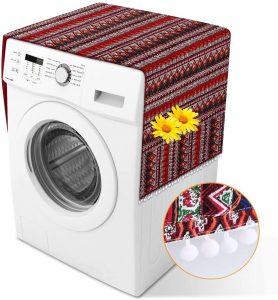 Funda para lavadora protectora antipolvo