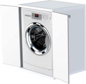 Funda para lavadora de resina de PVC