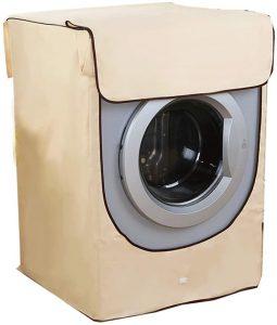 Funda para lavadora plegable hacia arriba